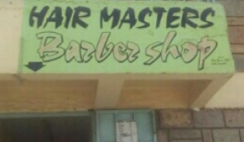 Hair masters barber shop