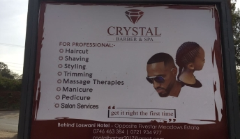 Crystal Barber Shop