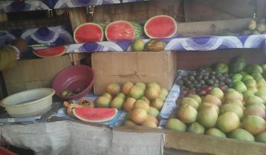 pius fruit vendor